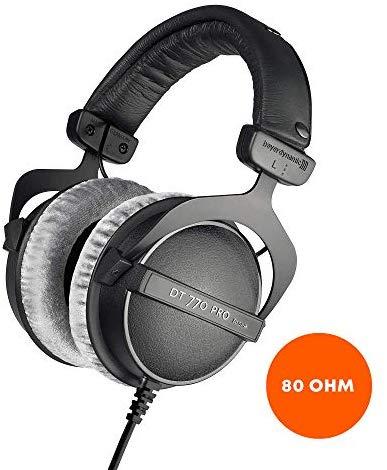 beyerdynamic DT 770 PRO Over-Ear Studio Headphones