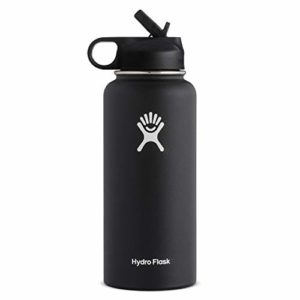 Hydro Flask Wide Mouth Water Bottle, Straw Lid - Multiple Sizes & Colors image