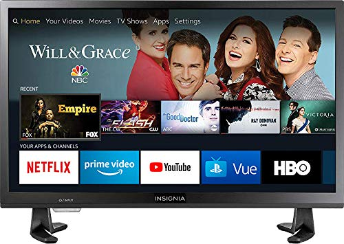Insignia NS-24DF310NA19 HD Smart LED TV- Fire TV Edition