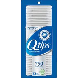 Q-tips Cotton Swabs, 750 ct image