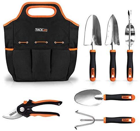 TACKLIFE Garden Tools Set