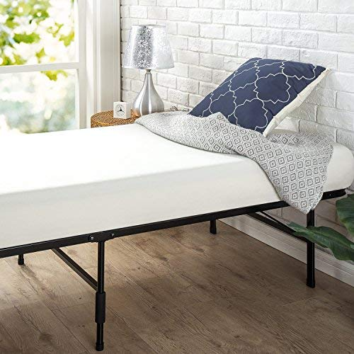 """Zinus Shawn 14 Inch SmartBase Mattress Foundation in Narrow Twin / Cot size / 30"""" x 75"""" / Platform Bed Frame / Box Spring Replacement image"""