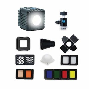 Portable Lighting Kit with Lume Cube 2.0