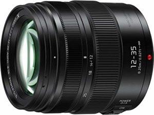 PANASONIC LUMIX Professional 12-35mm Camera Lens