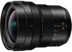 PANASONIC LUMIX Professional 8-18mm Camera Lens