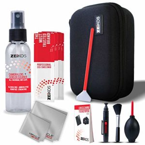 Zeikos Professional Camera Cleaning Kit