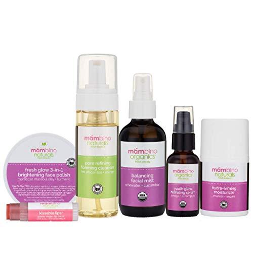 Mambino Organics Fresh Face Set - Combo Kit