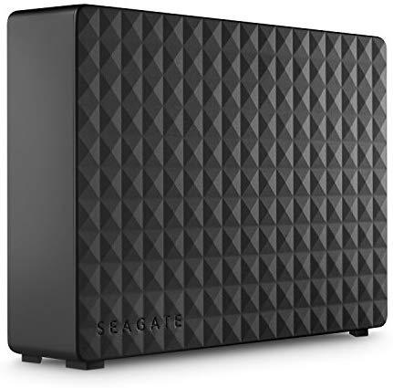 Seagate Expansion Desktop 10TB External Hard Drive