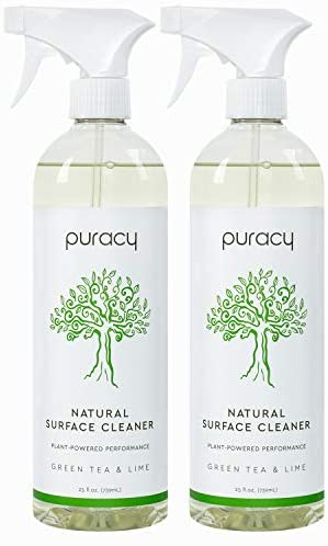 Puracy Natural All Purpose Cleaner, Streak-Free Household Multi-Surface Spray